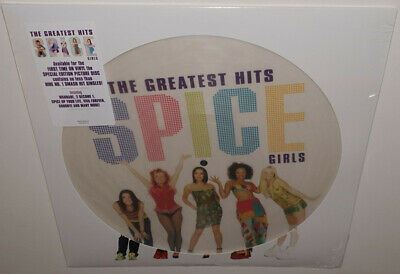 SPICE GIRLS Greatest Hits Picture Disc 33T-31 may 2019