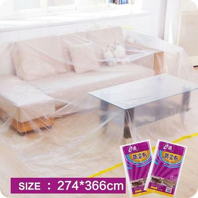 Clear Garden Furniture Table Cover Waterproof Outdoor Bench Shelter IT