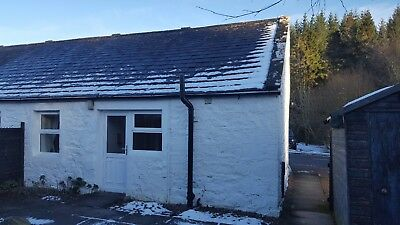 2 Nights Holiday Cottage Lodge Scotland Log Burner MTB mountain bike Walking Dog