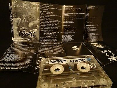 Embrace of Thorns The Inevitable Twilight (PROMO) /Stench of the.. MC, CASSETTE