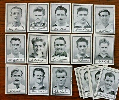 Barratt, Famous Footballers Series A.2 Trade Cards, Pick The Cards You Require