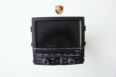 Porsche 958 Cayenne 15 Navi Navigation Bedieneinheit Navigationssystem China 7a