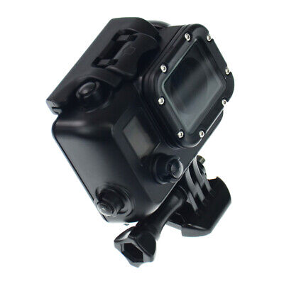 40M Black Diving Protective Waterproof Housing Case Cover for Gopro Hero 4 3 3+