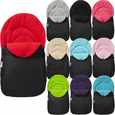 Car Seat Footmuff / Cosy Toes Compatible with Joolz