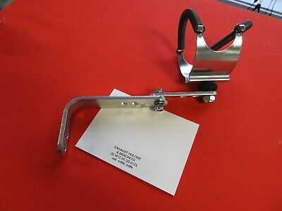 1 steel exhaust cradle with springs,brackets, bolts for Kt, TAG, HPV #2 bent rod
