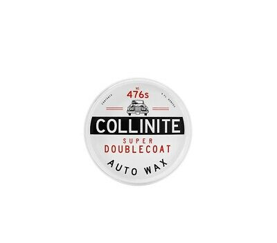Collinite 476S 476 s Colli Super Doublecoat Wax Permanent Auto Wax / Camauba