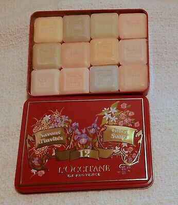 L'Occitane Guest Soaps Set of 12