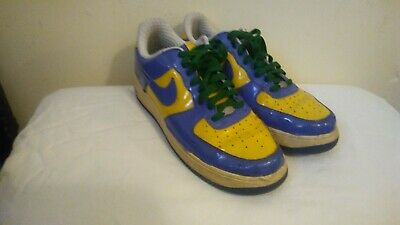 best service d78a0 52f5a Nike Air Force One World Cup Brazil size 11 Men s pre-owned classics
