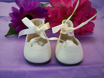 """REPRODUCTION SHOES FOR 16/"""" TERRI LEE DOLL  NAVY DARK BLUE"""