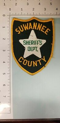 VOLUSIA COUNTY, FLORIDA Department Of Corrections Patch