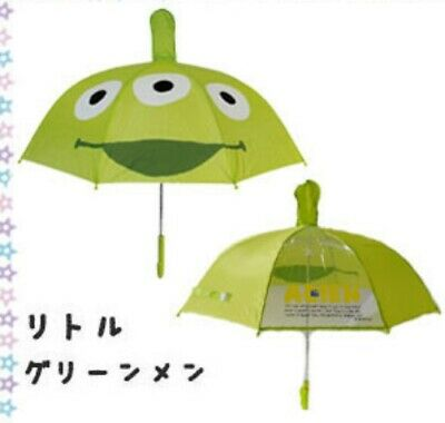 Abbigliamento E Accessori **japanese Original Umbrella** Disney Sanrio Little Green Man