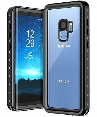 For Samsung Galaxy S9 S9 PLUS Waterproof Case Shockproof With Screen Protector