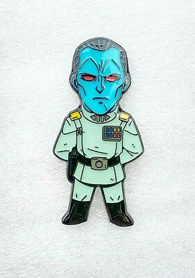 Star Wars Grand Admiral Thrawn Pin celebration inspired
