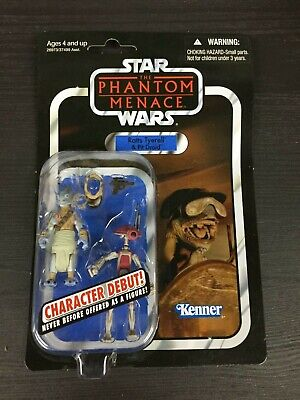 Ratts Tyerell & Pit Droid Figures Star Wars Vintage Collection VC77 - Good Cond