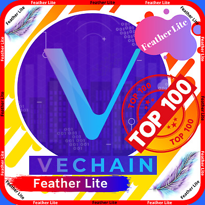 2000 VeChain (VET) CRYPTO MINING-CONTRACT ( 2000 VET ) - Crypto currency