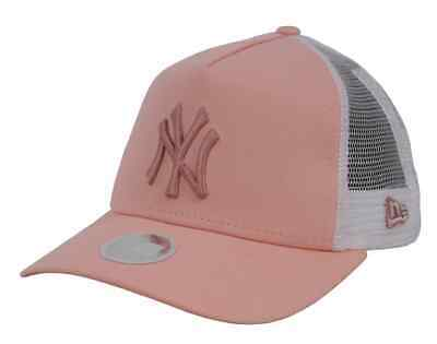 bf91438bf8e79 New Era York Yankees MLB 9forty Ligue Essentielle Femmes Casquette  Camionneur -