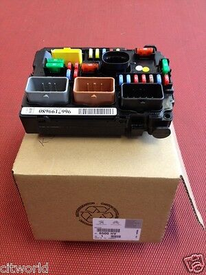 Genuine Citroen Under Bonnet Fuse Box C2/Ds3/C3 Picasso/C3 Mk 1/2&3 6500Hv