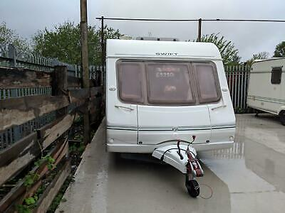 Swift Challenger 490/5 berth end bed 2004