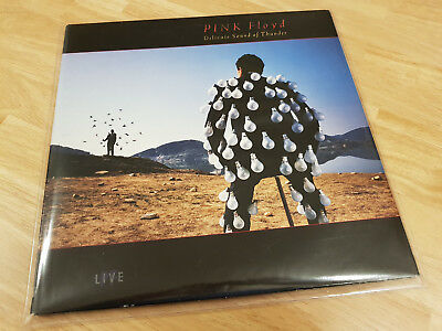 Pink Floyd ★ Delicate Sound Of Thunder ★ US Vinyl Promo ★ David Gilmour