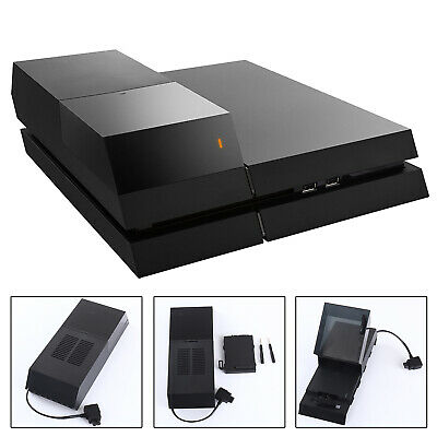 "3.5"" 2TB Data Bank Video Gaming LED External HDD Hard Disk Drive Case for PS4 UK"