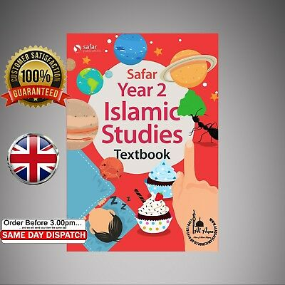 Islamic Curriculum, Safar Islamic Studies, Text & Workbook Series NEW, Madrasha
