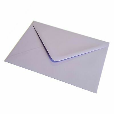 Scarlet Red C6 114mm x 162mm Greeting Cards Envelopes Party Invitations Crafts