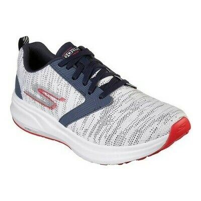 NEW! Skechers Men's GORUN RIDE ULTRA Shoes Grey Size:8 #53505 f9c a | eBay