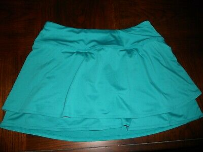 0740a64828 ATHLETA WOMENS YOGA tennis skirt skort size S small MINT athletic ...