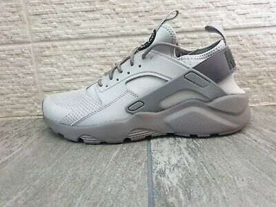 NIKE WOMEN'S AIR Huarache Run Ultra SE GreyTan Trainers