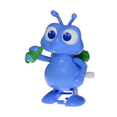 Takara Tomy Disney M-10 Wind-up Movin' Movin' Toy Figure A Bug's Life Flik Fric