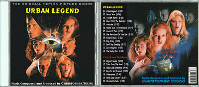 SC - URBAN LEGEND & TALES FROM THE HOOD (Motion Score) - Christopher Young