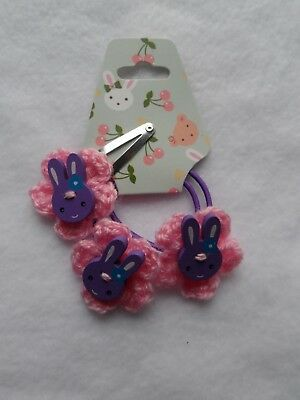 girls hairbands bobbles ponio hair clips slides,bendie bows flowers easter gift
