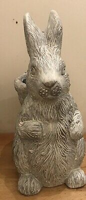 latex mould for making this Lovely Large Rabbit Carrying Small Basket