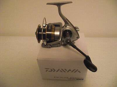43bbb362760 DAIWA EXCELER 4000TSH Spinning Reel New in Box - $68.75 | PicClick