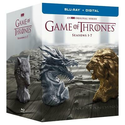 Game of Thrones: Complete Series Seasons 1 to 7 Blu-Ray Box Set FRENCH SUBTITLES