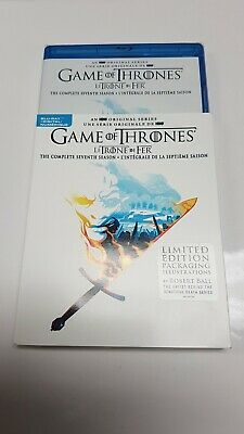 Game of Thrones the complete 7 seventh season Blu-ray