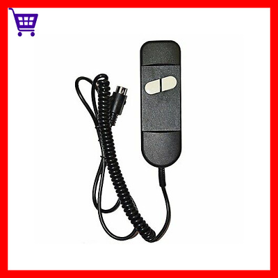 2 Button 5 Pin Hand Control Remote Lift Chair Power