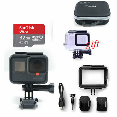 GoPro HERO 5 Black Waterproof Action 4K Ultra HD Camera Touch Screen 12MP J