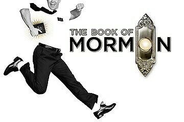 2x Book of Mormon Tickets - Adelaide Sun 21 July 2019, 1pm