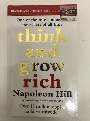 Think and Grow Rich - Napoleon Hill - New Age, Money, Lifestyle, Relaxation,Help