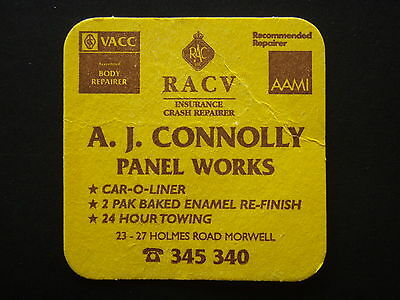A.j. Connolly Panel Works 23-27 Holmes Rd Morwell 345340 Coaster