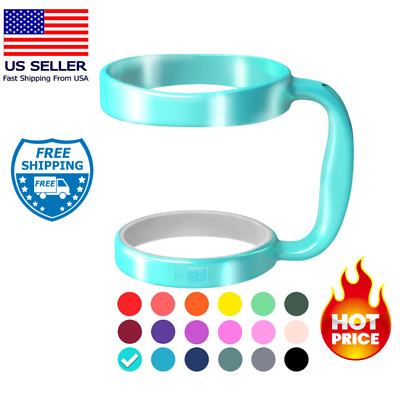 ebba0c4f4c3 30 OZ CUP BEAST Handle Holder For Tumbler Rambler YETI RTIC Ozark Trail &  More