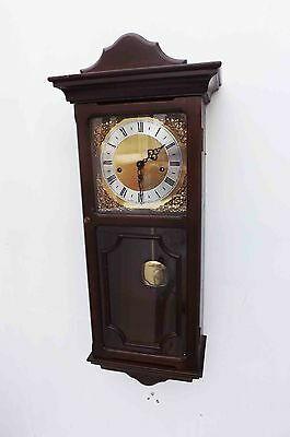 Vienna  movement mechanical musical  mahogany cased