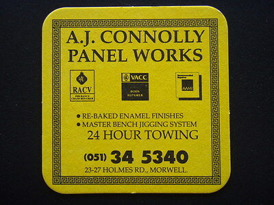 A.j. Connolly Panel Works 23-27 Holmes Rd Morwell 051 345340 Coaster