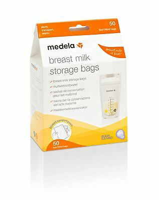 Medela Breastmilk Storage Bags 50 Pack