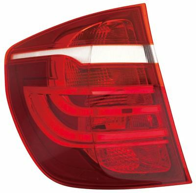 BMW X3 F25 10/2010-> Outer Wing Rear Back Tail Light Lamp Passenger Side N/S