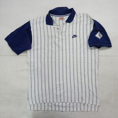 Nike Supreme Court Courier Vintage Shirt Polo Maglia Jersey Tennis