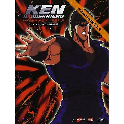 Ken Il Guerriero - Serie Tv (Box 02 - Ep. 41-76) (Collector's Ed.) - DVD