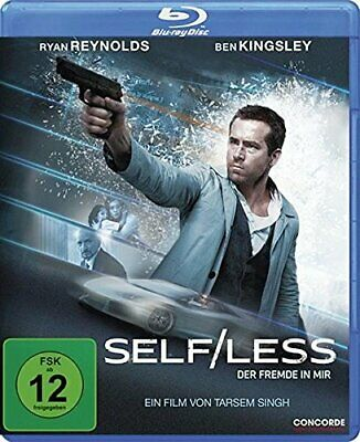 Self / Less - Der Feind in mir | 2015 | Ryan Reynolds, Ben Kingsley | Blu-ray