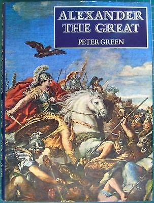 Alexander the Great by Peter Green (hard back book on BCA)